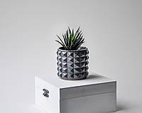 """Декоративное кашпо """"piramid cup"""" корпоративный подарок"""