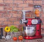 Кухонний комбайн Crownberg CB-3404, 3 в 1, 2200 Вт., фото 3