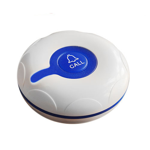 Водонепроницаемая медицинская кнопка вызова медперсонала RECS R-300 Blue Кнопка вызова медсестры