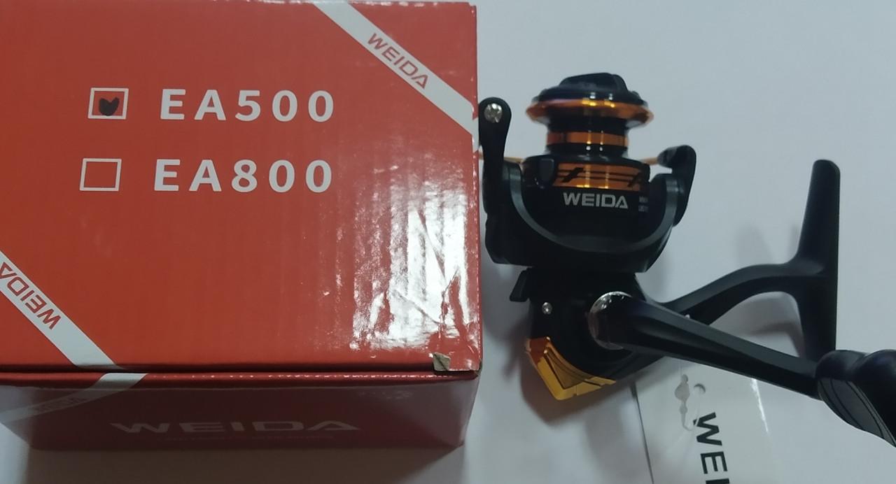 Катушка Weida EA-500 3+1bb