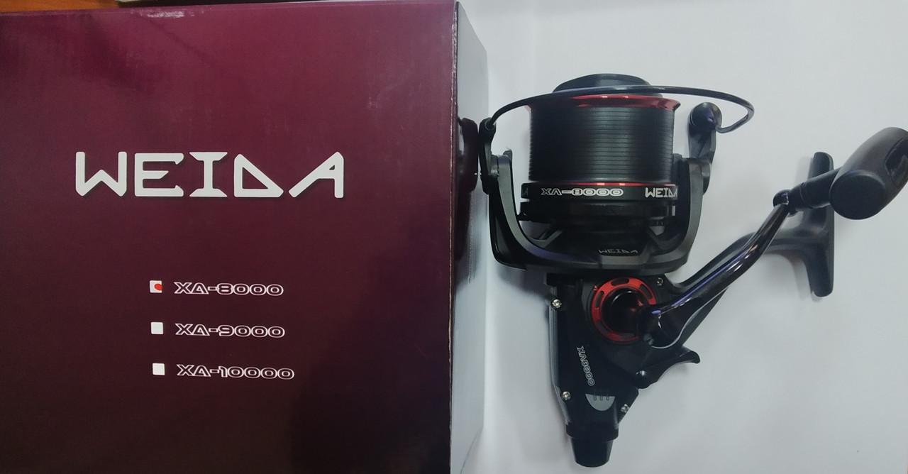 Катушка Weida XA-9000 7+1bb