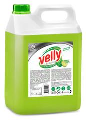 """Засіб для миття посуду GRASS """"Velly"""" Premium лайм та м'ята 5л 125425"""