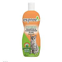 Espree Shampoo and Conditioner in One for Cats - ЭСПРИ Шампунь и кондиционер 2-в-1 для кошек, 355 мл.