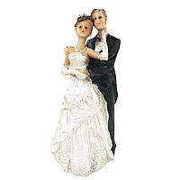 Фигурка на свадебный торт 10,5 см
