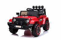 Детский электромобиль джип Tilly (T-7842 EVA RED)