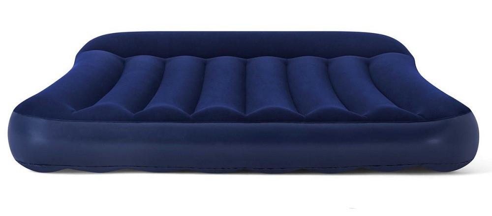 Матрас надувной полутораместный Bestway 67681, синий