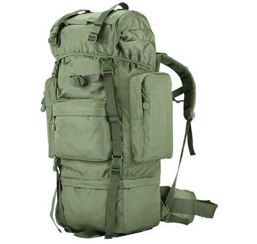 Рюкзак тактический A21 70 л, олива