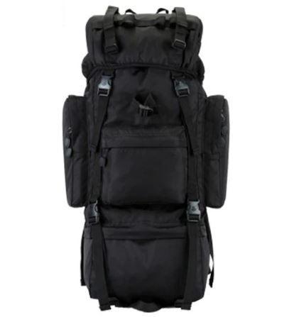 Рюкзак тактический A21 70 л, черный