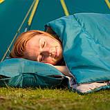 Спальный мешок-одеяло с подушкой Bestway 68100 Evade 10, голубой, фото 5