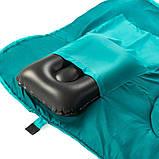 Спальный мешок-одеяло с подушкой Bestway 68101 Evade 5, бирюзовый, фото 3
