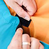 Спальный мешок-одеяло с подушкой Bestway 68101 Evade 5, бирюзовый, фото 4