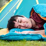 Спальный мешок-одеяло с подушкой Bestway 68101 Evade 5, бирюзовый, фото 7