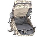 Рюкзак тактический B35 50 л, песочный, фото 3