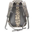 Рюкзак тактический B35 50 л, песочный, фото 5