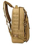 Рюкзак тактический A59 40 л, черный, фото 2