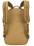 Рюкзак тактический A59 40 л, черный, фото 3
