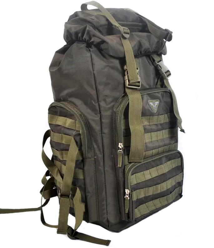 Рюкзак тактический 159-01 65 л, олива