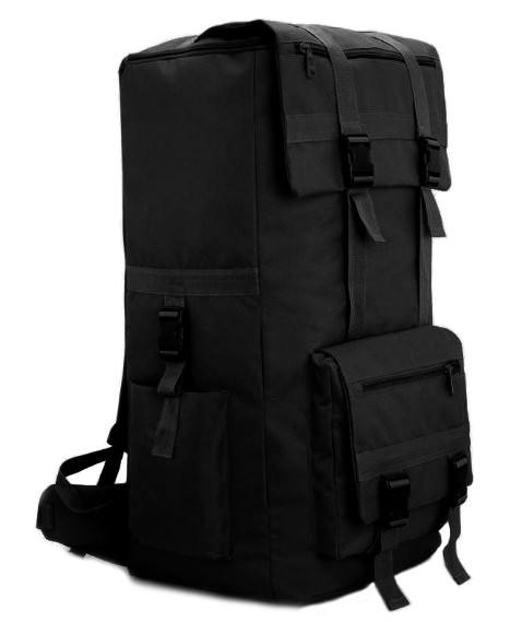 Рюкзак туристический X110A 110 л, черный