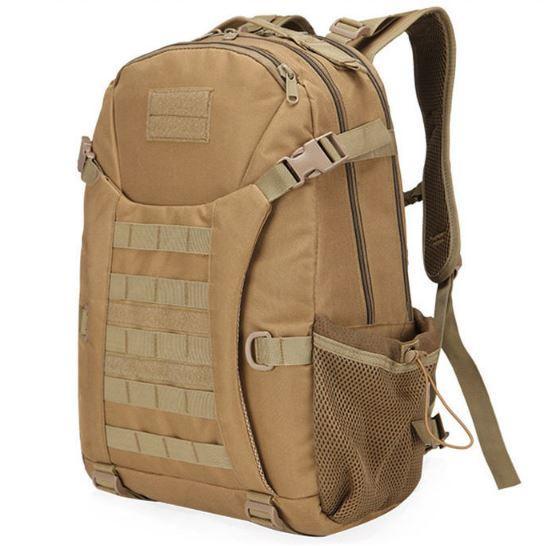 Рюкзак тактический Y003 50 л, песочный