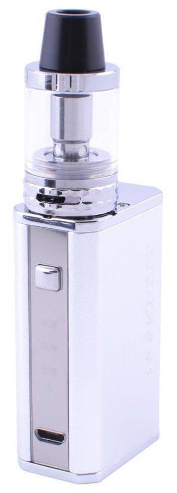 Вейп (электронная сигарета) SIDI A8 45W №17609-7 Silver