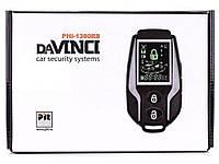 Автосигнализация двухсторонняя daVINCI PHI-1380 RS с обратной связью и автозапуском двигателя, Автотовары,