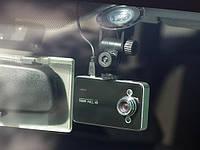 Видеорегистратор автомобильный DVR K6000 Full HD DVR 1080p, DVR 6000 FullHD, Автотовары, электроинструмент,