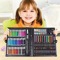 Большой набор для рисования Art set на 150 предметов набор для творчества, Детский мир, детские товары
