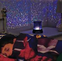 НОЧНИК - Проектор звездного неба Star Master + шнур USB / Стар Мастер звездное небо, Товары для дома и сада