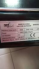 Газовая плита на 2 комфорки Minerva, фото 3