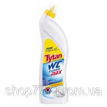 Средство для мытья унитаза Tytan WC Желтый 1200 мл