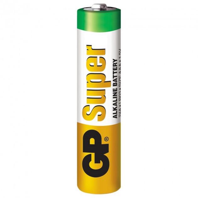 Батарейка GP Alkaline Super 24A - 2DP40