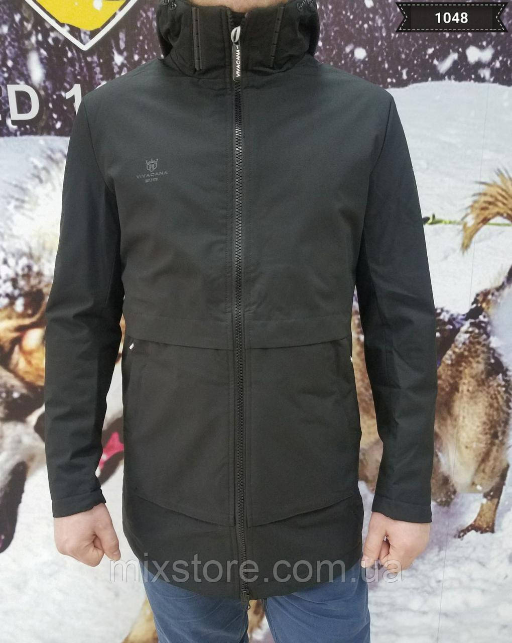 Куртка/парка длинная для мужчин ViVA CANA демисезонная/еврозима