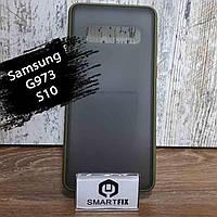 Силиконовый чехол для Samsung S10 / G973 Goospery