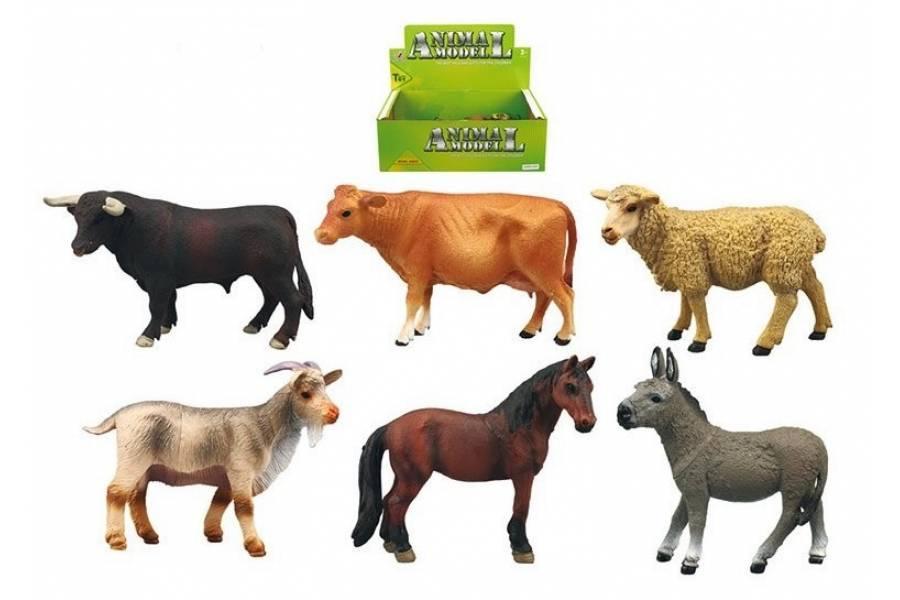 Ігровий набір фігурки Домашніх тварин Animal Model