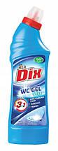 Гель для очистки унитаза Dix 750мл Ocean