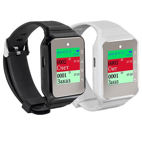 Пейджер-годинник офіціанта R-02C Color Watch Pager