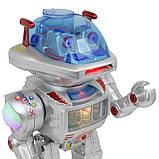Робот на радиоуправлении 0908, стреляет дисками, фото 5