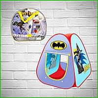 """Детская палатка-домик Metr+ Batman в сумке (80х80х90 см) """"Бэтмен"""""""