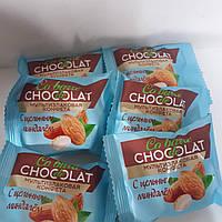 Мультизлаковые конфеты с миндалем Cobarde chocolate (ВАШ Шоколатье)