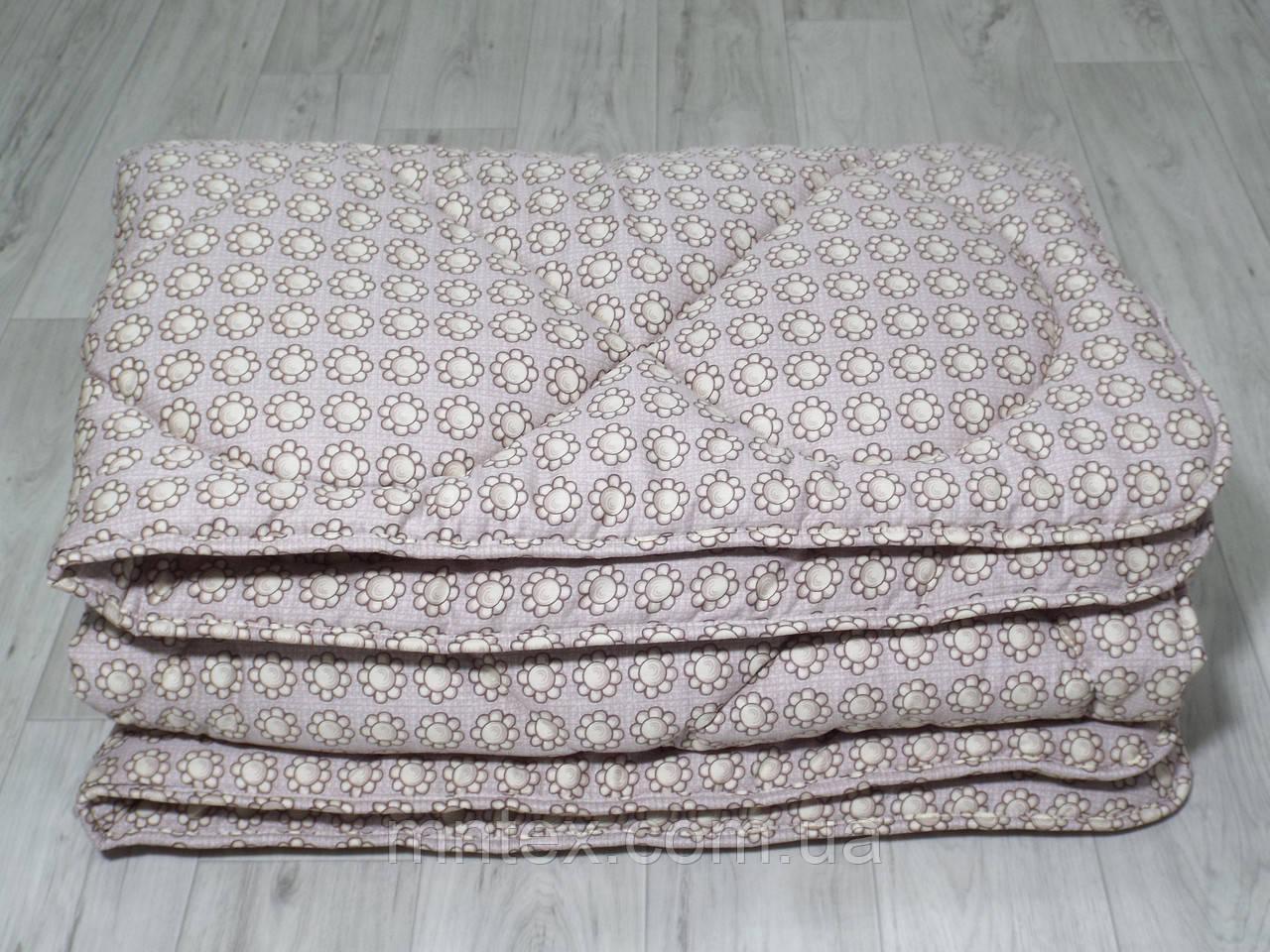 Одеяло из овечьей шерсти, покрытие сатин