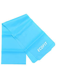 Эспандер ленточный Ecofit MD1318 TPE 6,8-8,2кг  1200*150*0.5мм синий