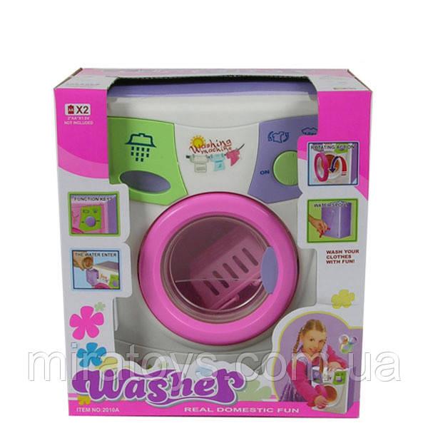 Детская стиральная машина 2010А