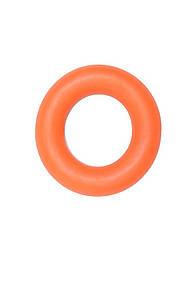 Эспандер кистевой кольцо heavy жёлтый Ecofit MD1123 (внешн.диаметр 90 мм)