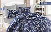 Евро комплект постельного белья ECOSSE Ranforce, фото 7