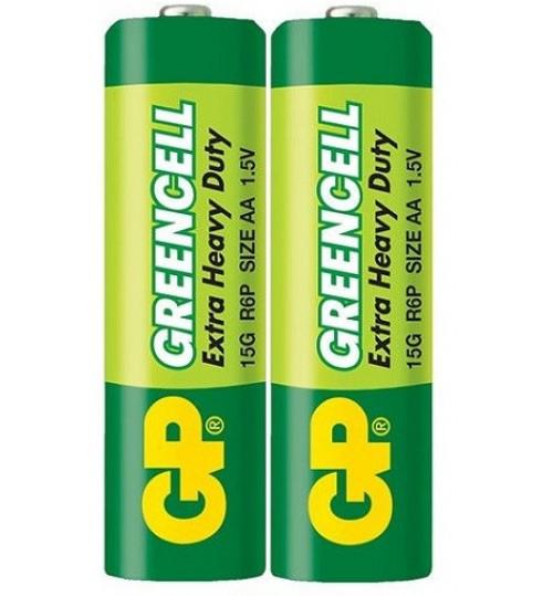 Батарейка Greencell GP R06