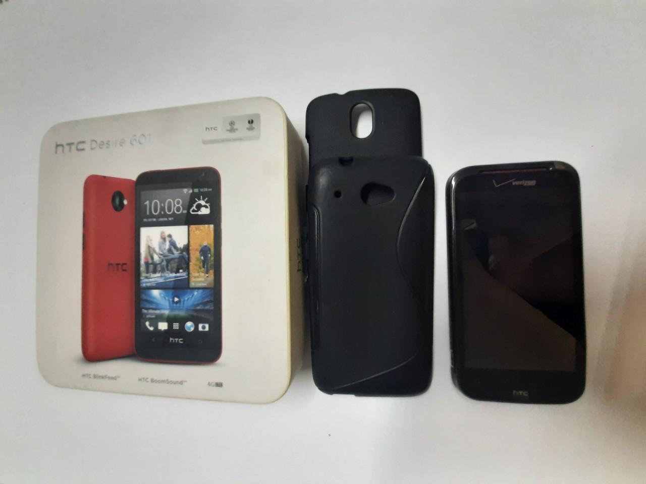 HTC Desire 601 #7636 на запчастини