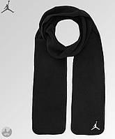 Мужской черный шарф AiR Jordan