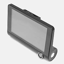 Авторегістратор XH202/319   Автомобільний відеореєстратор з 3 камерами, фото 3