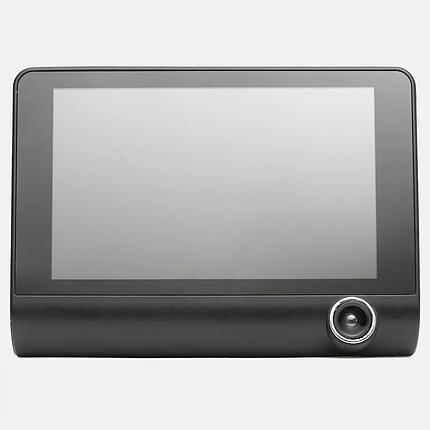 Авторегістратор XH202/319   Автомобільний відеореєстратор з 3 камерами, фото 2