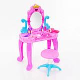 Трюмо для девочки 661-39, детское трюмо, туалетный столик детский, фото 2
